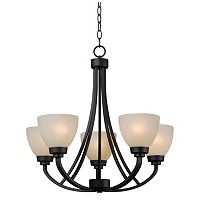 Dynasty 5-Light Chandelier