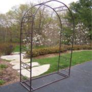 "88"" Outdoor Garden Arch Arbor"