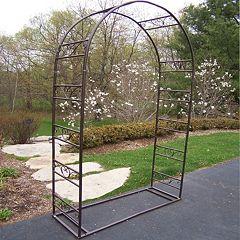 88' Outdoor Garden Arch Arbor