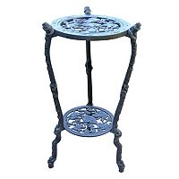 Frog Outdoor Plant Stand