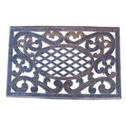 Mississippi Cast Aluminum Outdoor Doormat