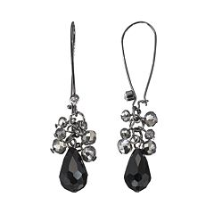 Simply Vera Vera Wang Bead Cluster Drop Earrings