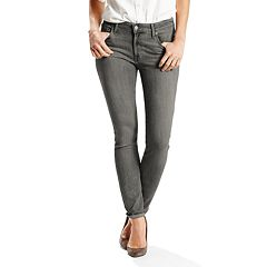 Womens Grey Skinny Jeans - Bottoms, Clothing | Kohl's