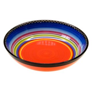 Certified International Tequila Sunrise Serving Bowl