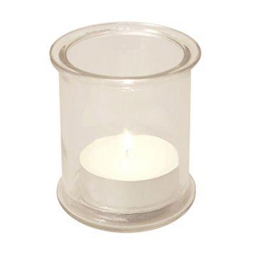 LumaBase 4pk. Candleholder & Candles Set