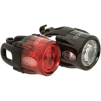 Bell Sports Pharos 350 LED Bike Headlight & Tail Light Set