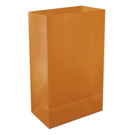 LumaBase 12-pk. Plastic Luminaria Bags - Indoor and Outdoor