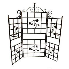 Patio Trellis 4-piece Set