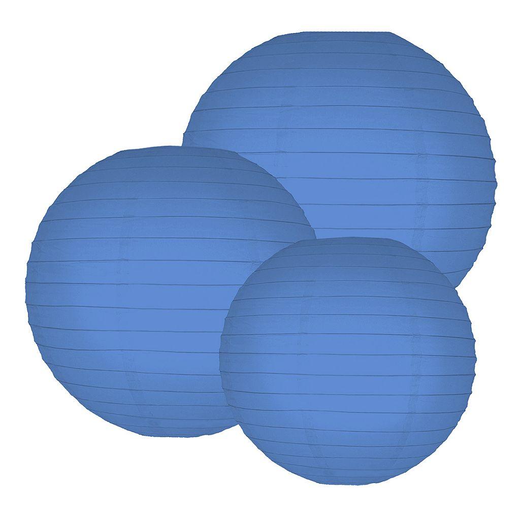 LumaBase 6-pk. Round Paper Lanterns
