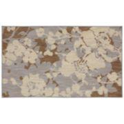 Karastan Crossroads Estelle Floral Wool Rug - 8'6'' x 11'6''