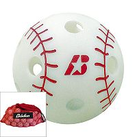 Baden BL9 Big Leaguer Whiffle Baseball & Bag Set