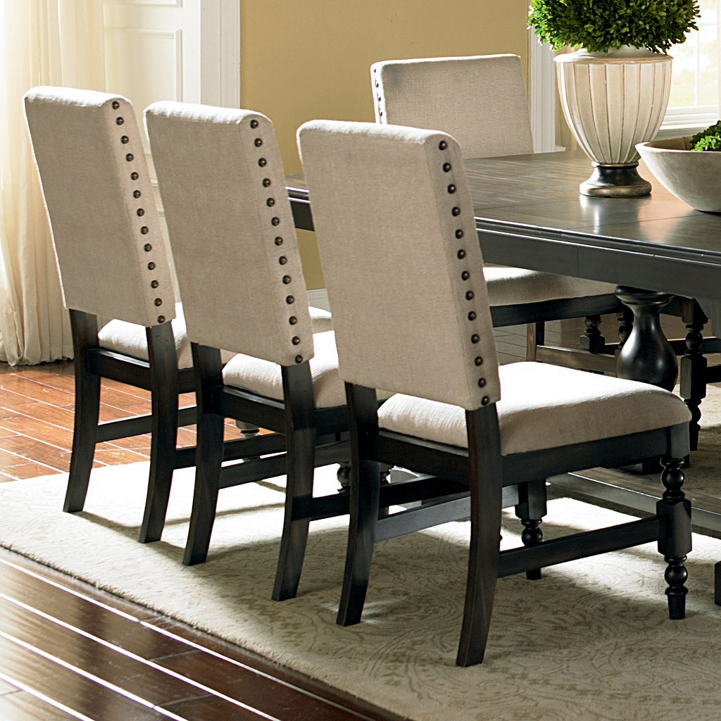 Leona 2-piece Dining Chair Set