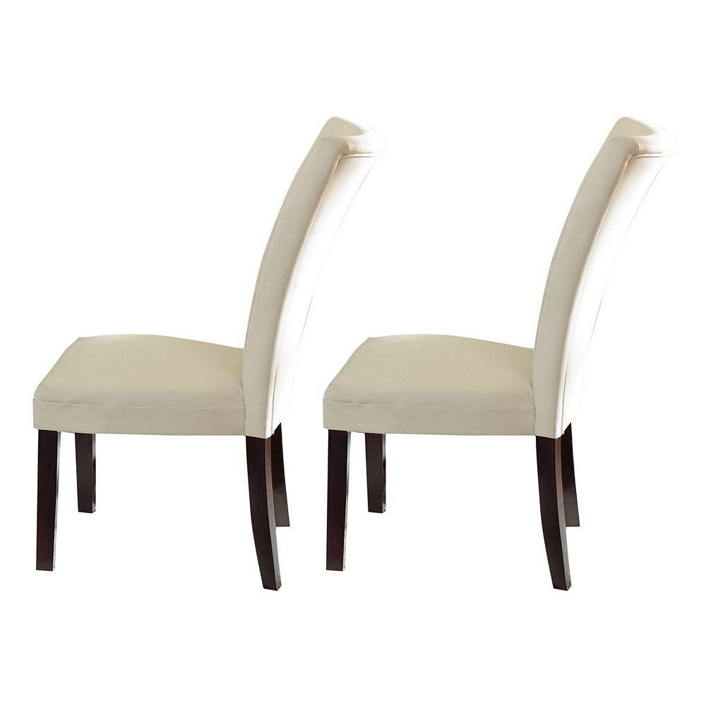 Berkley 2-piece Parsons Chair Set
