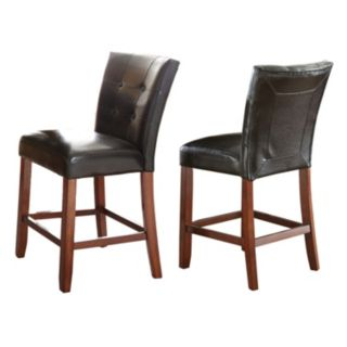 Granite Bello 2-piece Counter Chair Set