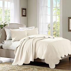 Madison Park Marino 3-pc. Quilted Coverlet Set