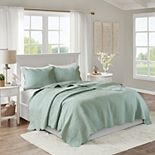 Madison Park Marino 3-piece Quilted Coverlet Set