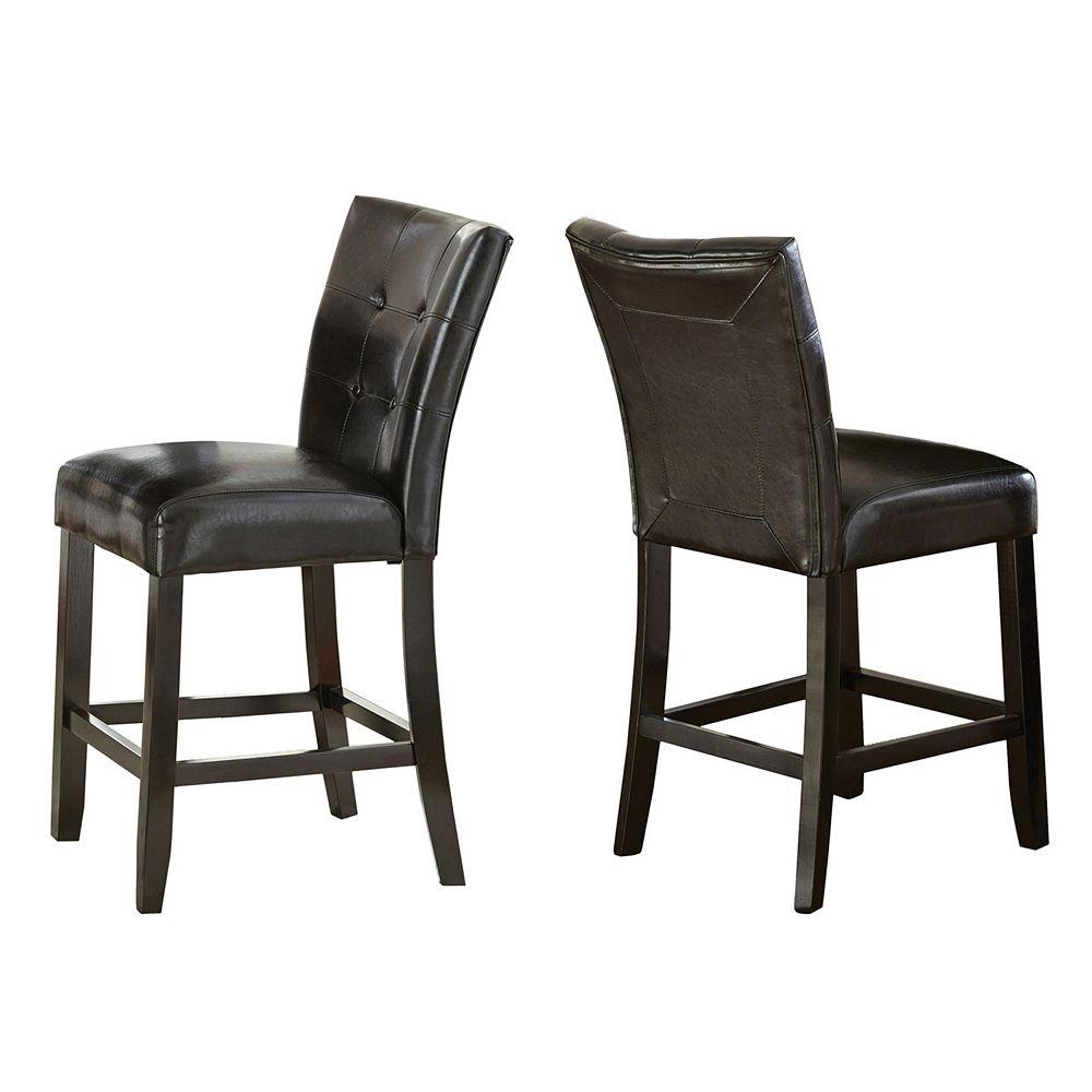 Monarch 2-piece Counter Chair Set