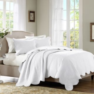 Madison Park Venice 3-pc. Quilted Coverlet Set