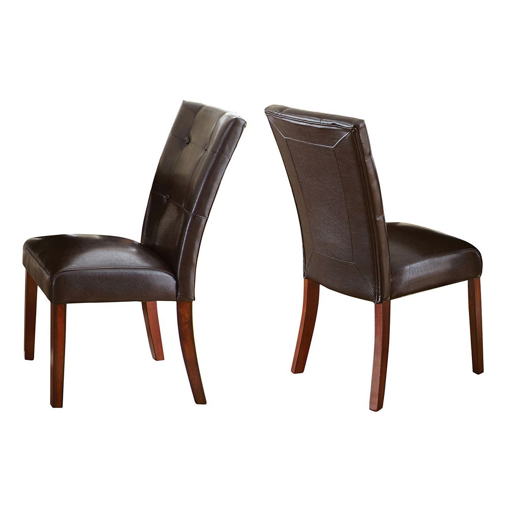 Montibello 2-piece Parsons Chair Set
