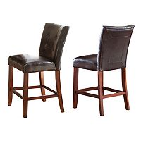 Montibello 2 pc Counter Chair Set