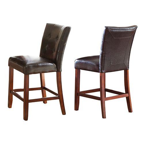Montibello 2-piece Counter Chair Set