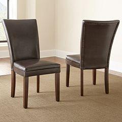 Hartford 2-piece Parsons Chair Set