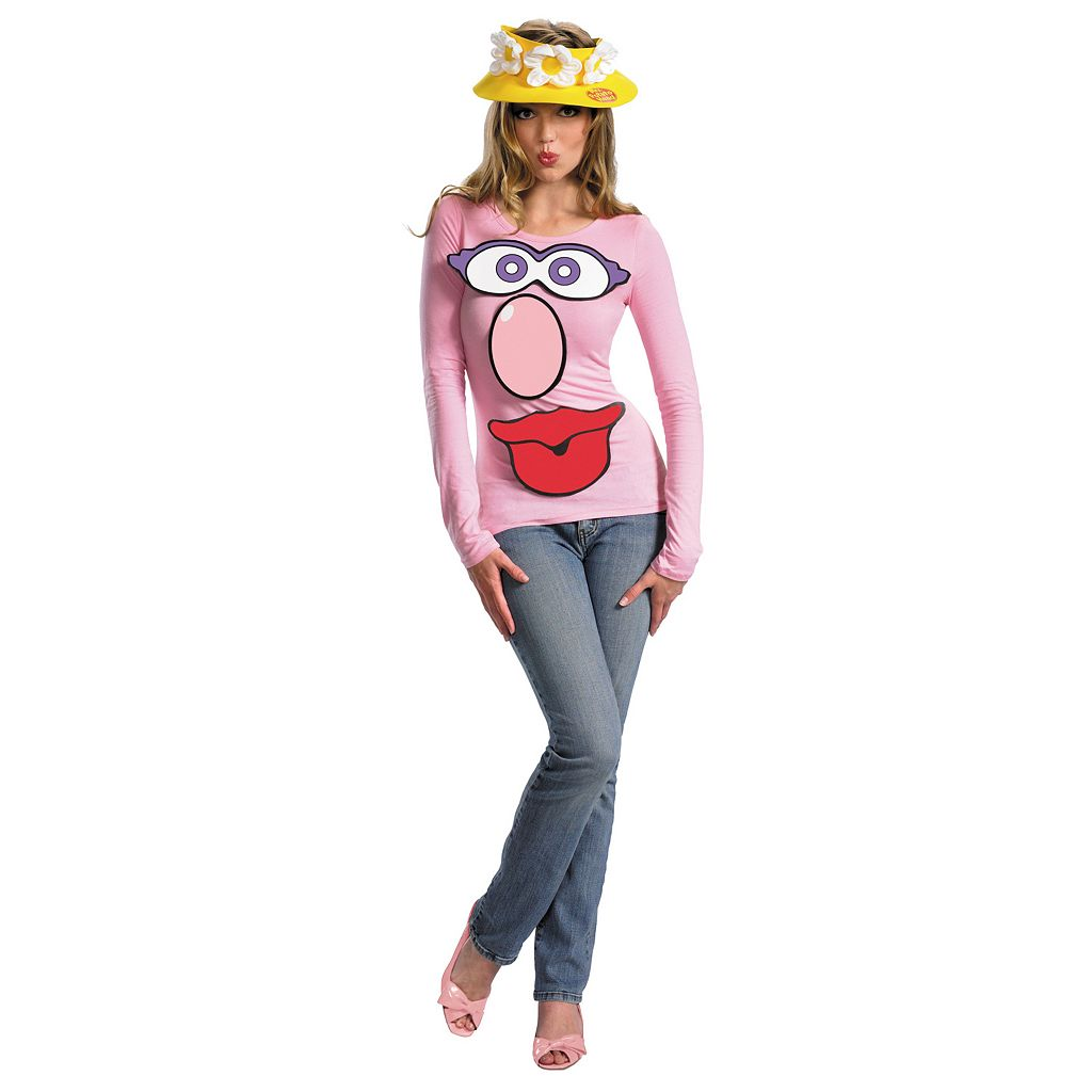 Mr. & Mrs. Potato Head Costume Kit - Adult