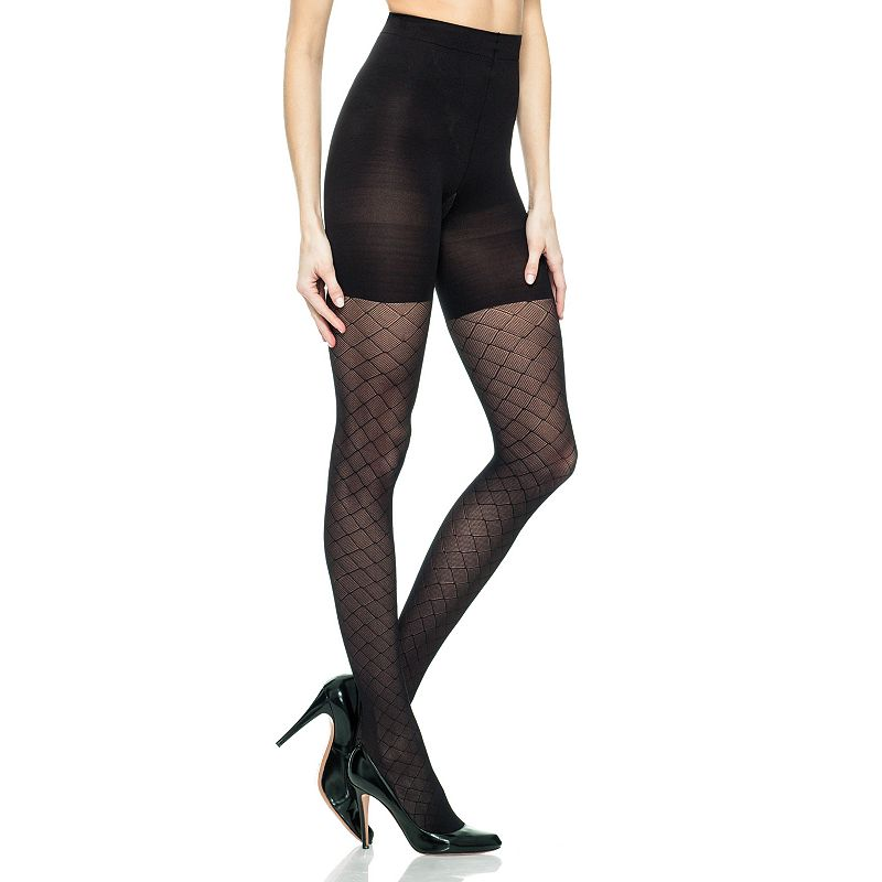 ASSETS Red Hot Label by Spanx Diamond Tights