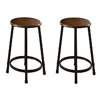 Rebecca 2 pc Counter Stool Set
