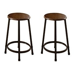Rebecca 2-piece Counter Stool Set