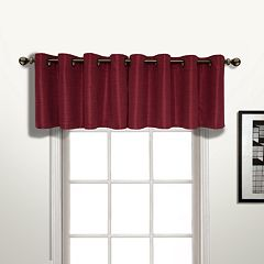 United Curtain Co. Brighton Window Valance - 54'' x 18''