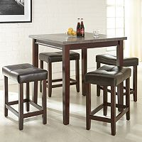 Aberdeen 5 pc Dining Set