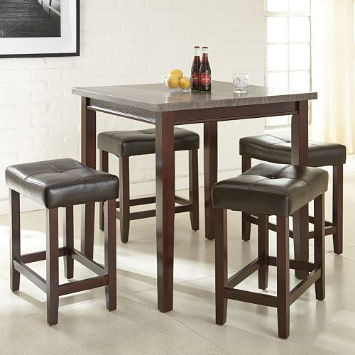 Aberdeen 5-piece Dining Set