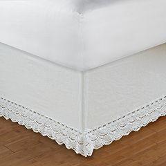 Crochet Lace Bedskirt