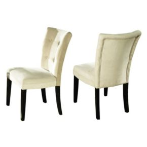 Matinee 2-piece Parsons Chair Set