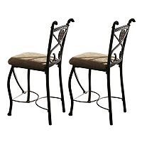 Brookfield 2 pc Counter Chair Set