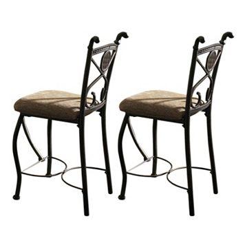 Brookfield 2-piece Counter Chair Set