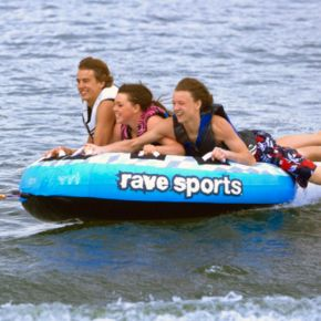 RAVE Sports X-Frantic Towable Inflatable Water Tube