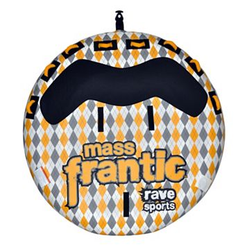 Rave Sports Mass Frantic Towable Inflatable Water Tube