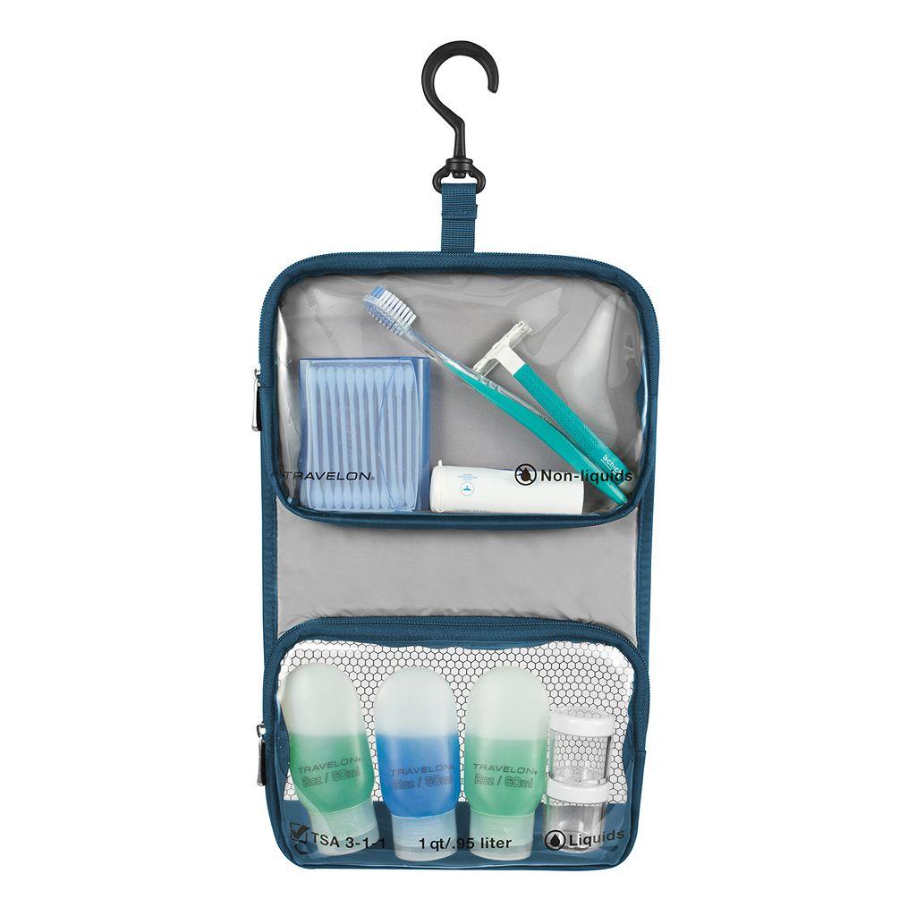 Travelon 6-piece Toiletry Bag Set