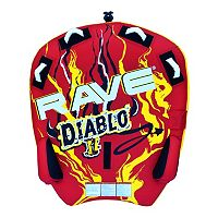 RAVE Sports Diablo II Towable Inflatable Water Tube