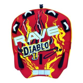 RAVE Sports Diablo II Towable Inflatable Water Tube