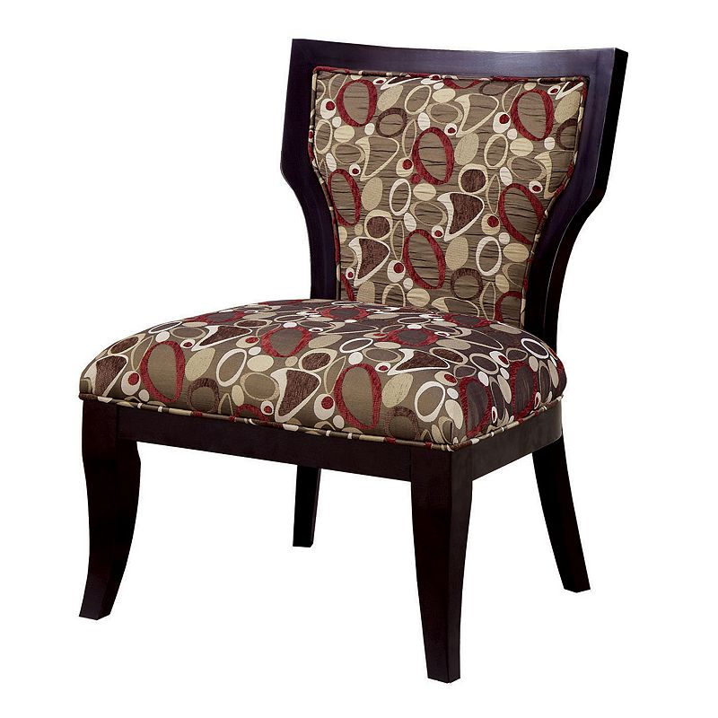 foam wood frame accent chair kohl 39 s