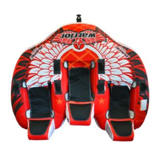 RAVE Sports Warrior III 3-Person Towable Tube