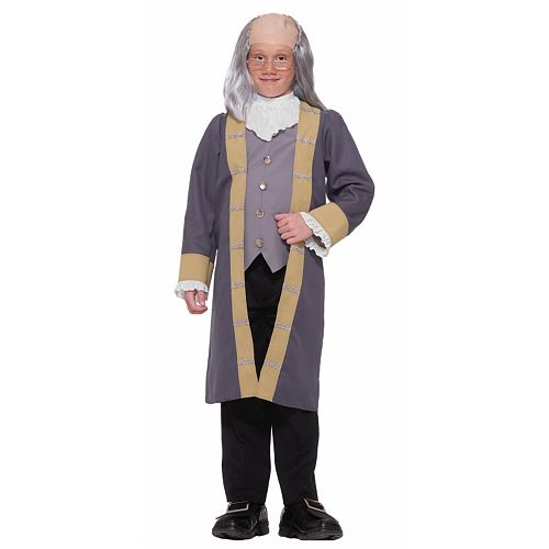 Ben Franklin Costume – Kids