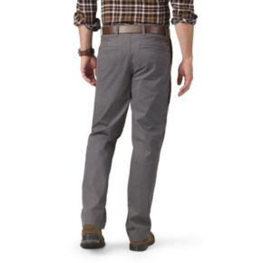 Men's Dockers® Pacific On-The-Go Stretch Khaki D2 Straight-Fit Flat-Front Pants