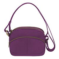 Travelon Signature RFID-Blocking Anti-Theft Shoulder Bag