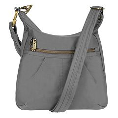 Travelon Signature RFID-Blocking Anti-Theft Shoulder Tote