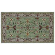 Karastan Crossroads Powell Ornamental Wool Rug - 5'3'' x 8'3''