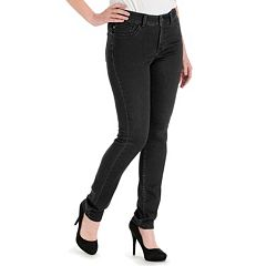 Womens Black Skinny Jeans - Bottoms Clothing | Kohl&39s